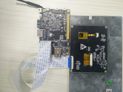 Подключение Banana Pro к модулю BL070-LVDS-002