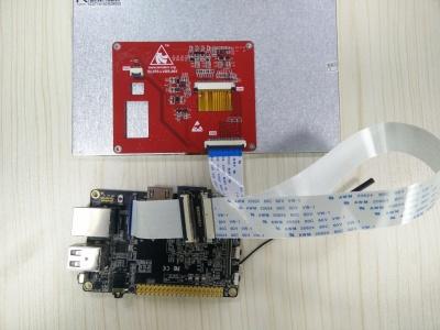 Подключение Banana Pro к модулю BL070-LVDS-003