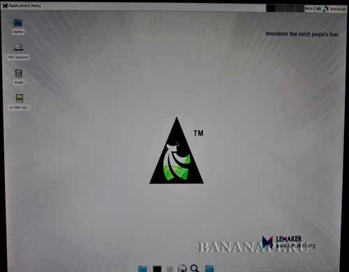 Fedora Linux в Banana Pi