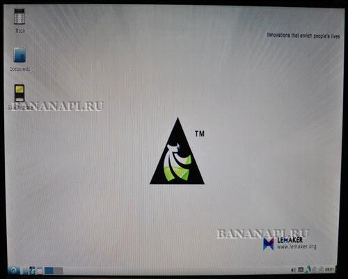 Lubuntu Linux в Banana Pi